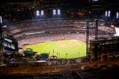 busch stadium st. louis missouri baseball cardinals