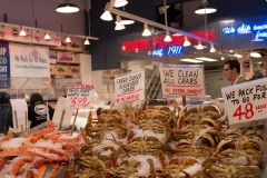 seattle pikes place crab